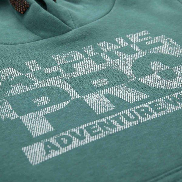Dětská mikina Alpine Pro ERWANO, K Sporting
