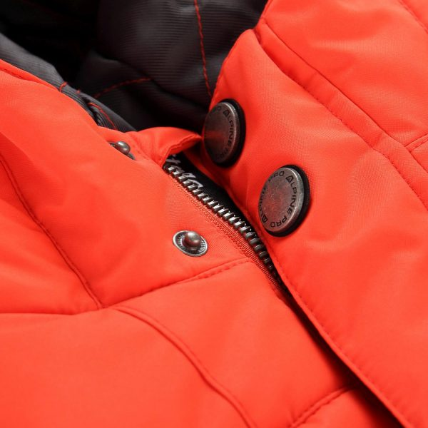 Dětská vesta Alpine Pro Jarviso 2, K Sporting