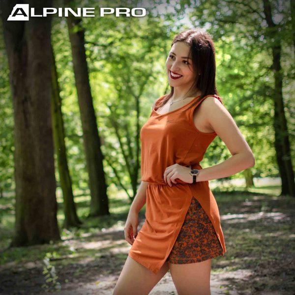 Dámské šaty Alpine Pro Lastia, K Sporting