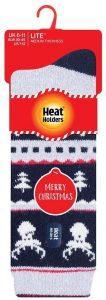 Pánské vánoční ponožky Heat Holders Deer EUR 39-45, K Sporting