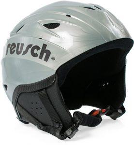 Lyžařská helma Reusch Marmolada silver, K Sporting