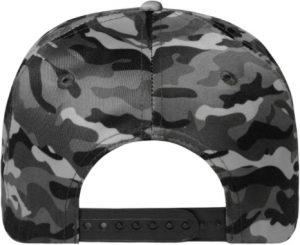 Kšiltovka JN 6 Panel Camouflage Cap, K Sporting