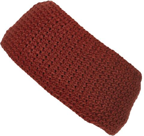 Zimní čelenka JN Fine Crocheted Headband, K Sporting