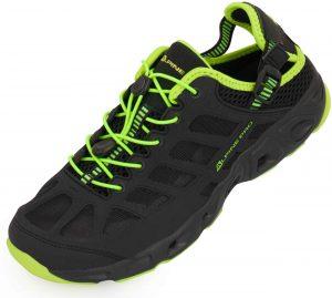 Pánská treková obuv Alpine Pro Exan, K Sporting