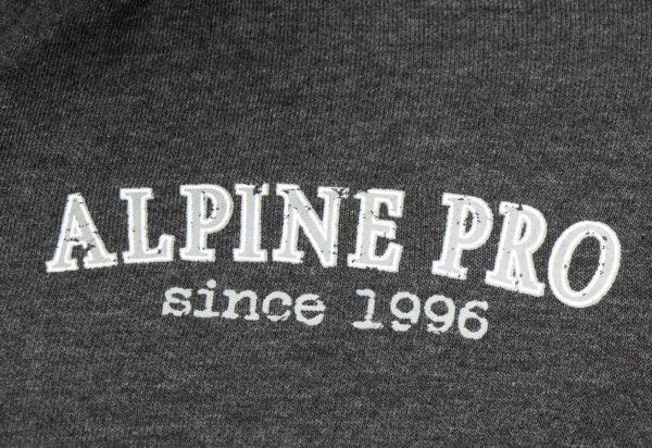 Pánská mikina Alpine Pro Elian, K Sporting