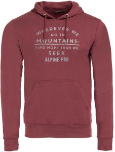 Pánská mikina Alpine Pro Melin, K Sporting