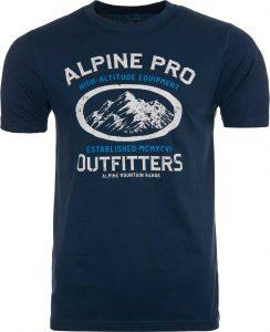 Pánské triko Alpine Pro WENNOR, K Sporting