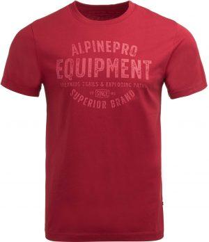 Pánské triko Alpine Pro CAUDER, K Sporting