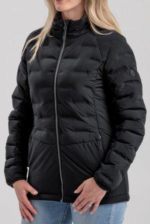 Dámská zimní bunda Kjelvik Sitaa Black, K Sporting