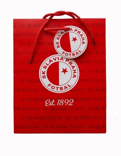 Malá dárková taška Slavia, K Sporting