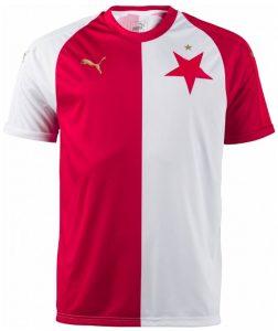 Fotbalový dres SK Slavia Praha, K Sporting