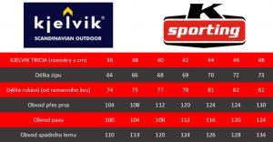 Dámská bunda Kjelvik Tricia, K Sporting