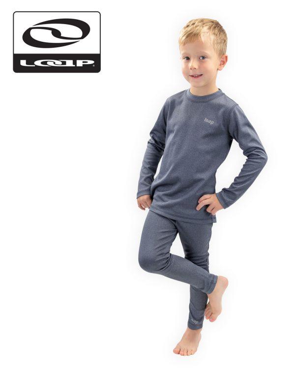 Dětské termo triko Loap Pixy, K Sporting