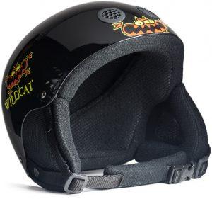 Dětská lyžařská helma Hamax Wild Cat, K Sporting