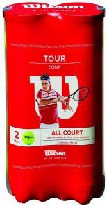 Tenisové míčky Wilson Tour Tennis Balls, K Sporting