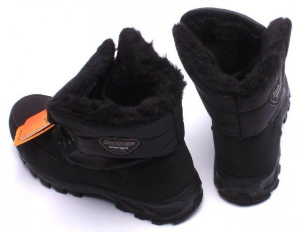 Dámská zimní obuv Scooter, K Sporting