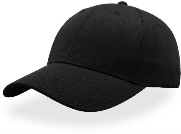 Kšiltovka Atlantis ZOOM cap black, K Sporting