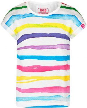 Dětské triko Loap Ajsi, K Sporting
