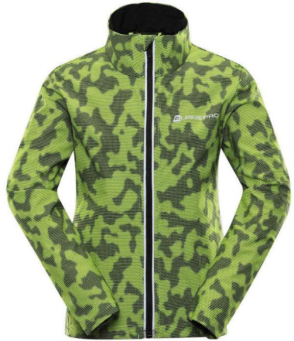 Dětská Softshellová bunda Alpine Pro TECHNICO 3, K Sporting