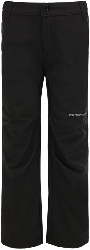 Dětské softhsellové kalhoty ALPINE PRO CLAIREWO, K Sporting