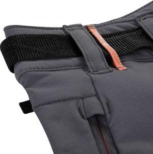 Dámské softshellové kalhoty Alpine Pro DANA, K Sporting