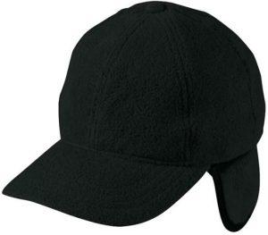 6 Panel Fleece Cap with Earflaps, K Sporting