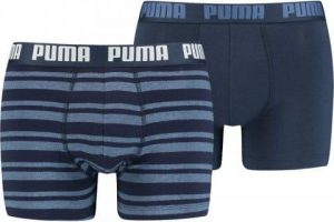 601015001 162 1 300x200 - Pánské boxerky Puma Heritage Stripe Boxer 2P