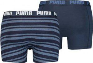 601015001 162 2 300x204 - Pánské boxerky Puma Heritage Stripe Boxer 2P