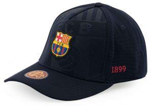 fcb1gsnp 1 300x211 - Dětská kšiltovka FC Barcelona Black Cap