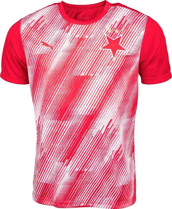 Pánské triko Puma Slavia Prematch Jersey