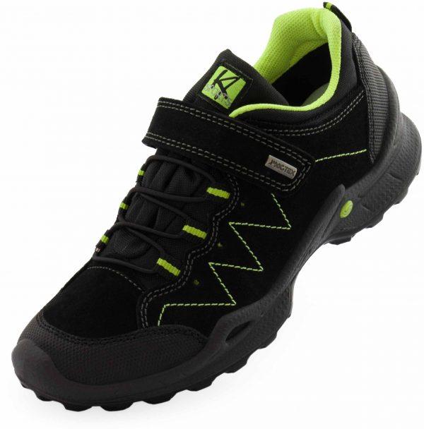 Outdoorová obuv IMAC black-yellow