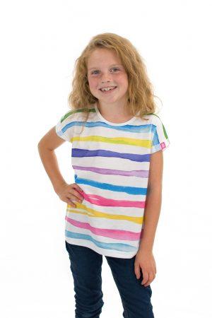 clk2019 a14c 2 300x450 - Dětské triko Loap Ajsi