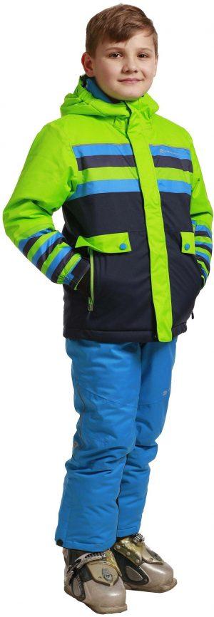 kpas203674 6 300x866 - Dětské lyžařské kalhoty Alpine Pro Aniko 4
