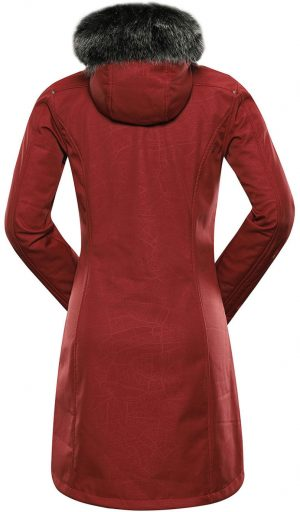 lctu148813 2 300x512 - Dámský softshellový kabát ALPINE PRO PRISCILLA 5 INS.