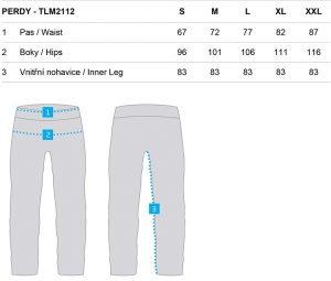 tlm2112 l08xi 3 300x255 - Pánské termo kalhoty Loap PERDY