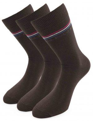 115 42970 hnd 1 300x388 - Ponožky U.S. Polo Assn. 3-pack braun