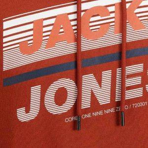12191028 red 2 300x300 - Pánská mikina Jack & Jones