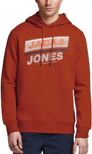 12191028 red 3 300x502 - Pánská mikina Jack & Jones