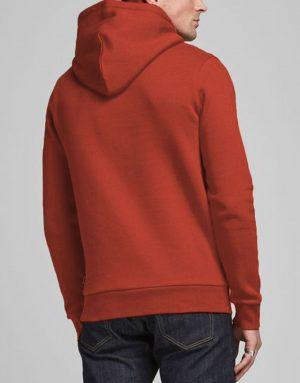 12191028 red 4 300x383 - Pánská mikina Jack & Jones