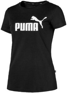 851787 01 1 216x300 - Dámské triko Puma ESS Logo