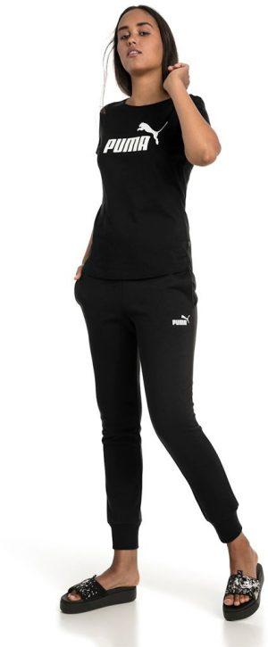 851787 01 3 300x725 - Dámské triko Puma ESS Logo