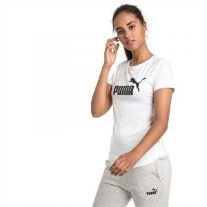 851787 02 3 300x300 - Dámské triko Puma ESS Logo