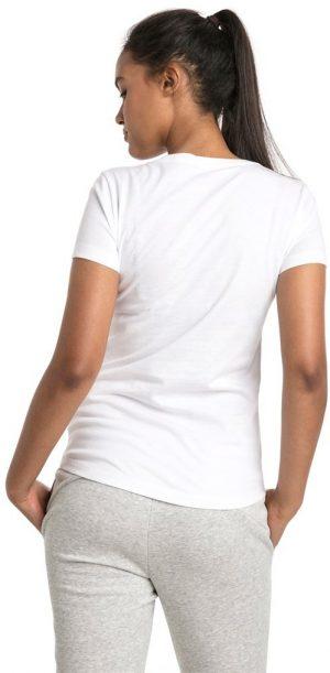 851787 02 4 300x611 - Dámské triko Puma ESS Logo