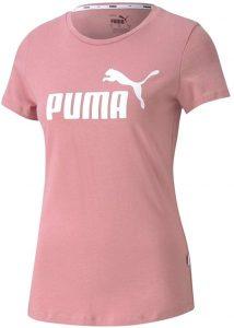 853455 16 1 214x300 - Dámské triko Puma ESS Logo