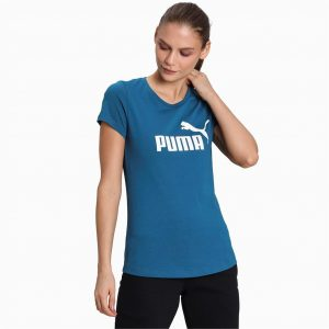 853455 36 3 300x300 - Dámské triko Puma ESS Logo