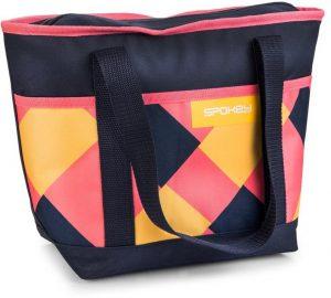 k929517 1 300x270 - ACAPULCO Termo taška malá, růžovo-modro-žlutá, 39 x 15 x 37 cm