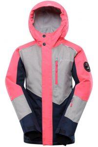 kjcs201452 1 201x300 - Dětská lyžařská bunda Alpine Pro Sardaro 3