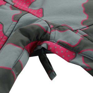 kjcu226576pa 5 300x300 - Dětská softshellová bunda ALPINE PRO NOOTKO 13