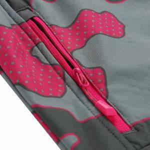 kjcu226576pa 6 300x300 - Dětská softshellová bunda ALPINE PRO NOOTKO 13