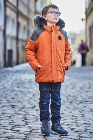 kjcu228304 3 300x450 - Dětská zimní bunda ALPINE PRO ICYBO 5